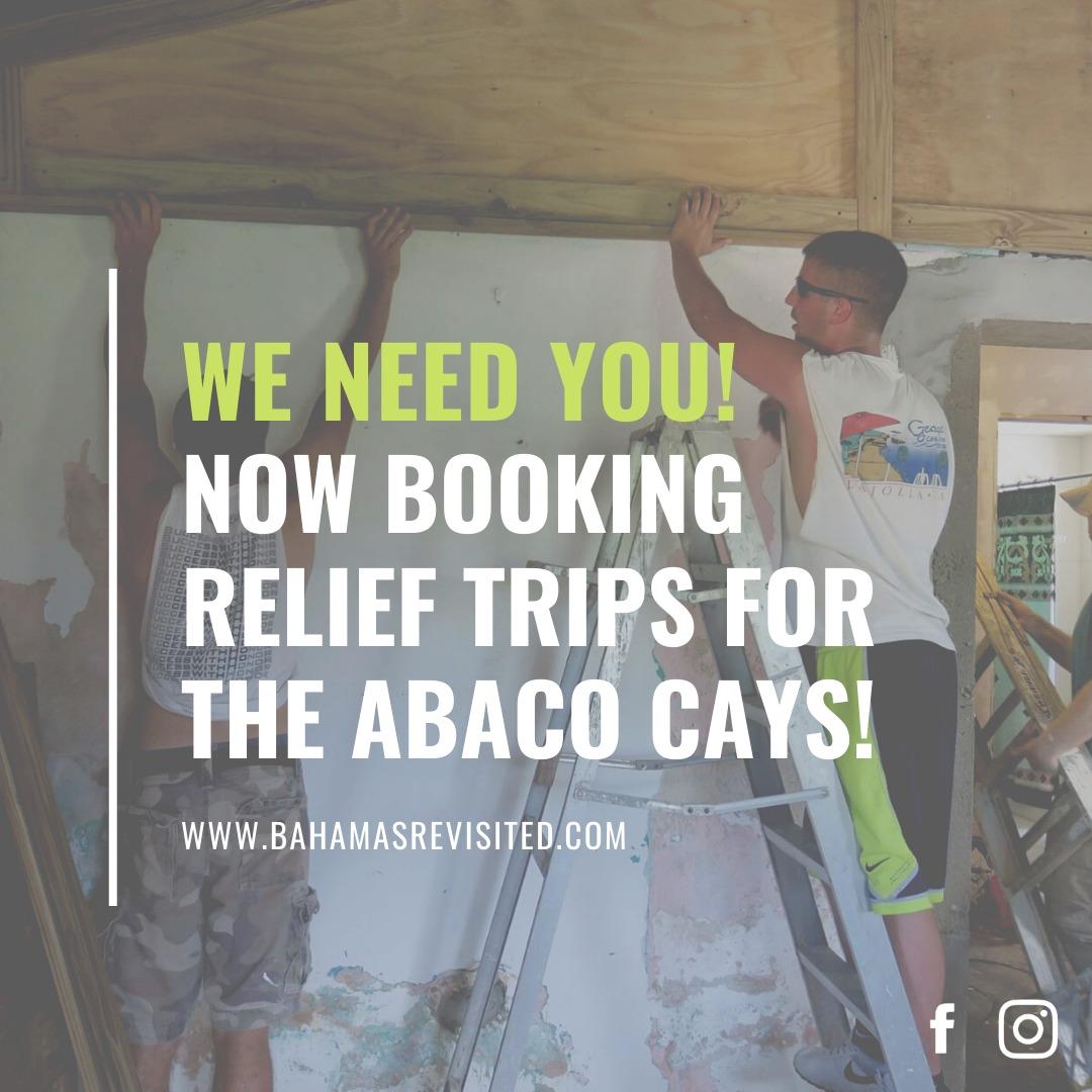 Abaco Bahamas Relief