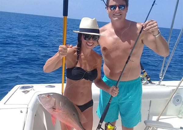 Private Half-Day Fishing Charter in Nassau